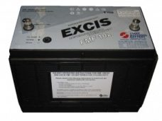 Excis - 102Ah 12v Deep Cycle Battery