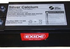 Excis - 230Ah 12v Deep Cycle Battery