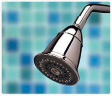 Oxygenics Trispa_Multi-function Wall Mount Showerhead