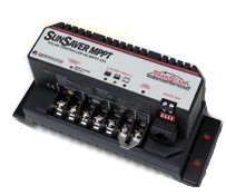Morningstar-SunSaver (Model SS-MPPT-15L -MPPT-12-24V-15Amp