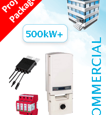 SolarEdge-Commercial Project Pricing-SPD-500KW-SA
