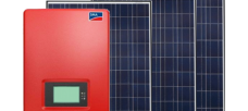 SMA Inverter and Solar Panels