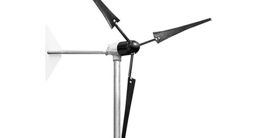 WiSH-Whisper-200-1kW 48v Wind Turbine