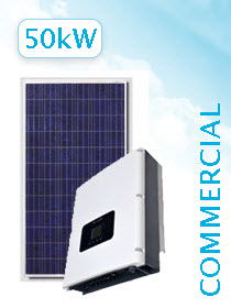 Canadian Solar 330W/Huawei- 50KW Package