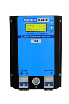 MCARE 60A LCD-MPPT REGULATOR