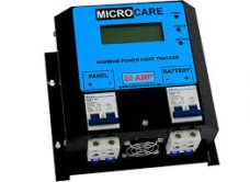 Microcare 20A LCD MPPT Solar Regulator