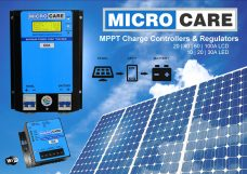 Microcare-MPPT-LCD-LED CHARGE CONTR_REGULATORS