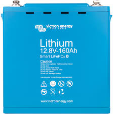 Victron Energy 12V:160Ah_1.9kWh bms lithium battery